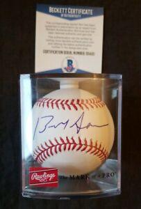 Senator Bernie Sanders Signed MLB Baseball 2020  Autographed Auto - COA
