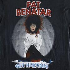 Pat Benatar VTG rare t-shirt 1982 gildan reprint new