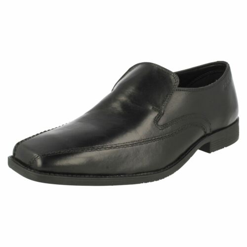 Clarks Out Smart Acre Noir Hommes Chaussures aAqdwaFf