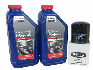 2013 Polaris Sportsman 550 X2 Extreme Duty Oil Change Kit ...