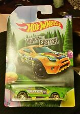 2015 Hot Wheels Happy Easter Amazoom GREEN #3/6 Walmart Exclusive