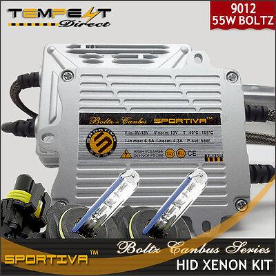SPORTIVA 9012 AC 55W Digital Boltz CANBUS HID Xenon Conversion Kit Error Decoder
