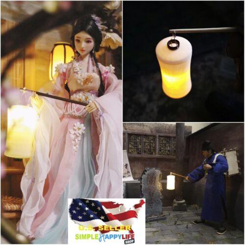 DEL 1//6 lampes lanterne chinoise traditionnelle japonaise pour hot toys Phicen ❶ USA ❶