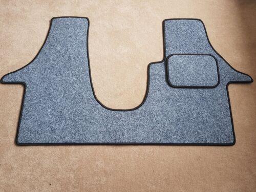 Volkswagen Transporter T5 /& T6 2003 2019 Cab Mat Carpet VW Transporter mat