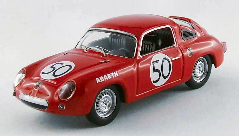 Fiat Abarth 950s Bialbero 32th LM 1960 condrillier guichet 1 43 Model