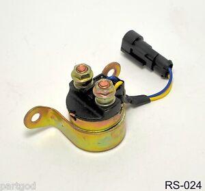 STARTER RELAY SOLENOID FOR POLARIS RANGER 400 HO 4X4 2010 2011 2012