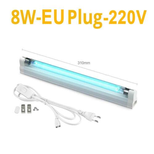 T5 UVC Ultraviolet Lamp Germicidal Sterilization Disinfection Quartz Light Tube