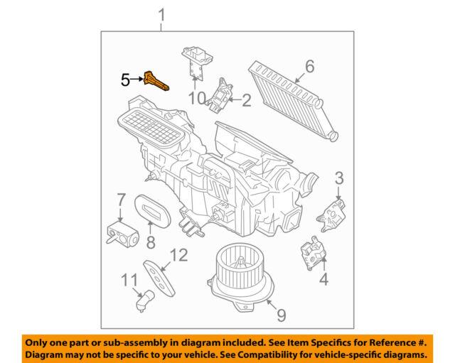 Ford OEM A/c Evaporator Temperature Sensor 8S4Z19C734A Image 5