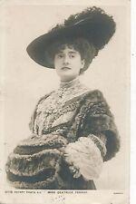 POSTCARD  ACTRESSES   Beatrice  Ferrar