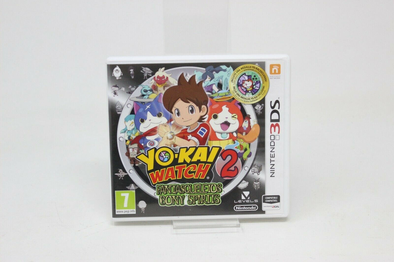 YO KAI WATCH 2 FANTASQUELETOS NINTENDO 3DS 2DS inv-74467