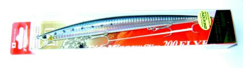 Duo Gezeiten Elritze Slim 200 Flyer Advance Line Japan Salzwasser Fischköder,
