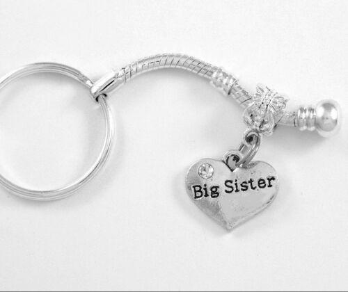 Big Sister key chain Huge sale Sister key chain Big Sister gift Big Sister