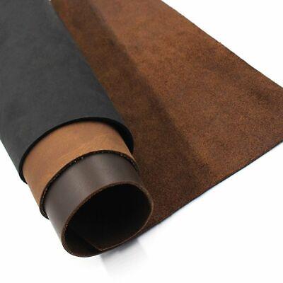 12x12 Genuine Tooling Leather 4oz Full Gain Cowhide Handmade Bag Shoe Belt DIY Art Crafts Genuine Leathers Dyeable