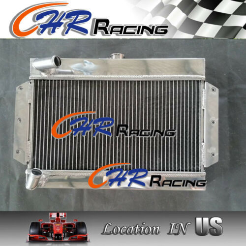 aluminum Radiator for  MGB GT//ROADSTER TOP-FILL 1968-1975