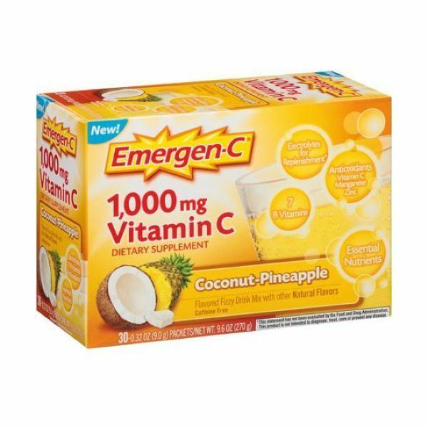 Ener-C Pineapple C'nutSachets [30s]