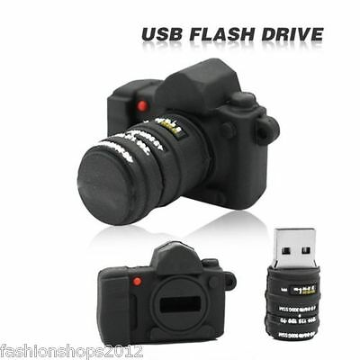 Mini Camera model USB 2.0 Enough Memory Stick Flash pen Drive 4GB - 32GB DP40