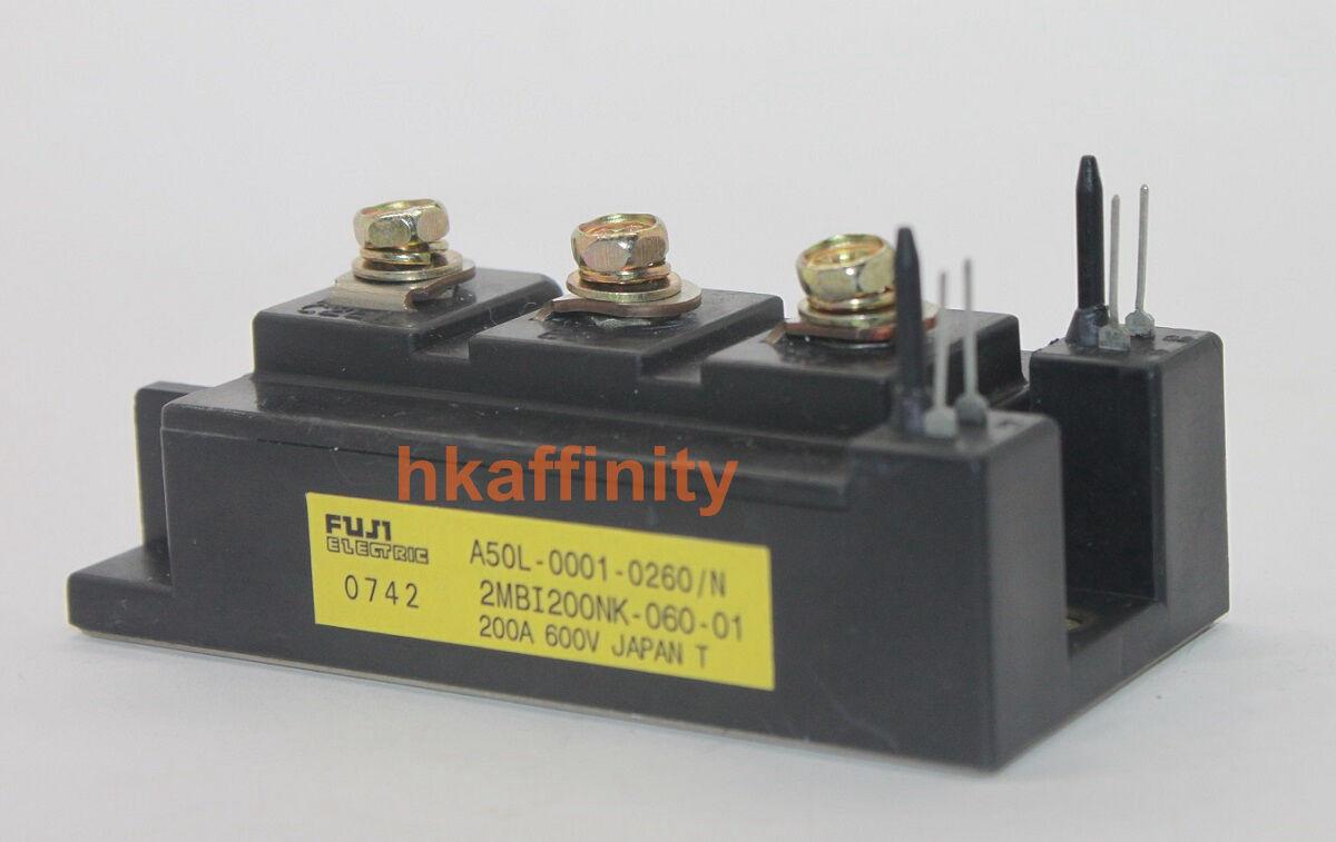 FUJI ELECTRIC IGBT Module A50L-0001-0260N 2MBI200NK-060-01