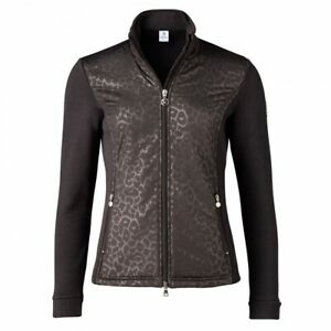 Daily-Sports-Ladies-Golf-Havanna-Jacket-Coffee-Size-Large-14