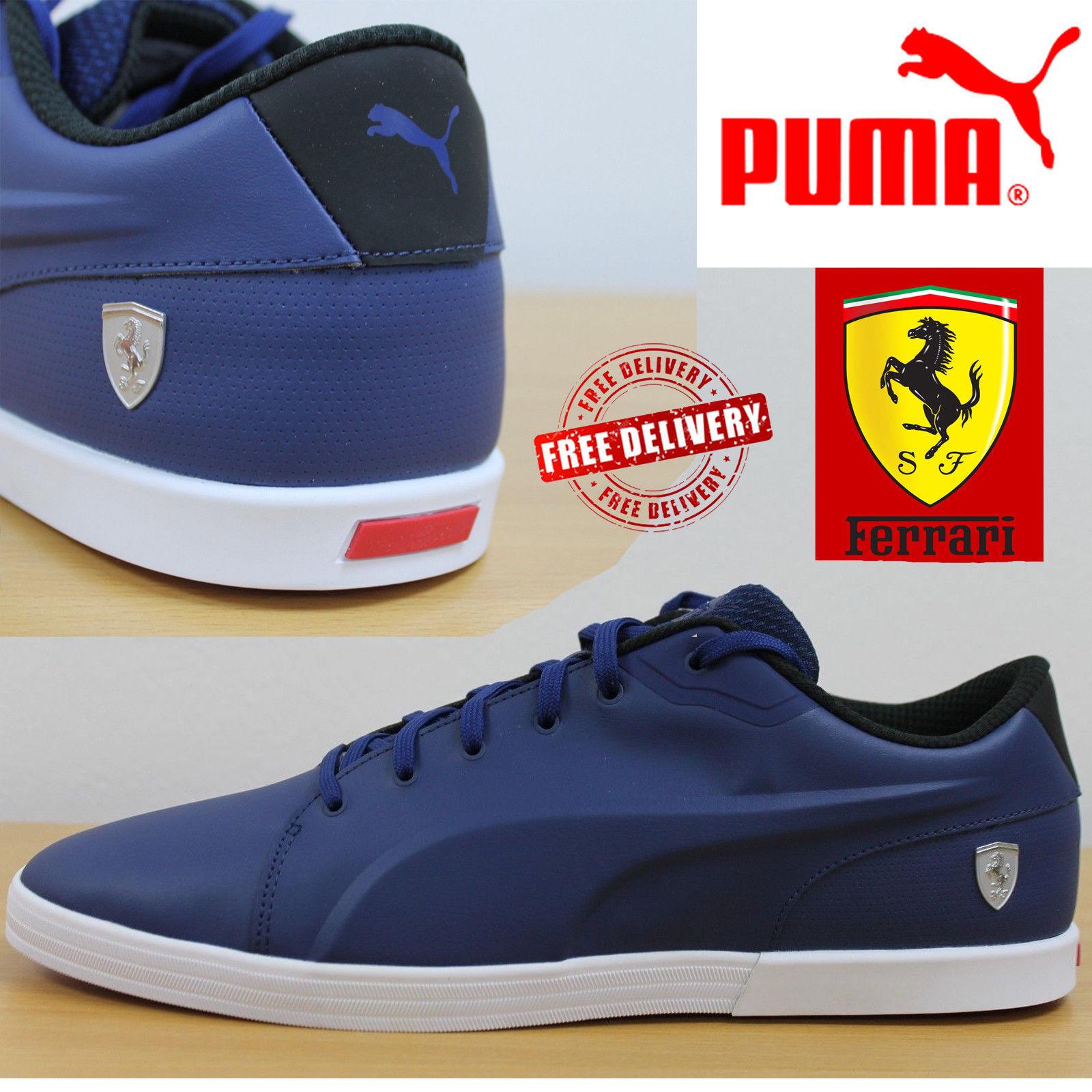 24Hr DELIVERYPuma Ferrari Speziale  Motorsport Casual Trainer shoes rrp