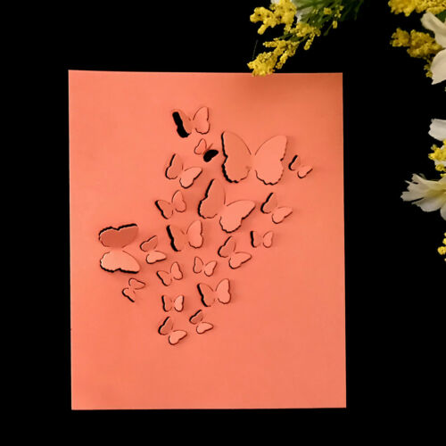 butterfly Metal Cutting Dies For DIY Scrapbooking Card Paper Album JAUK