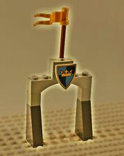 Lego® - 7979-3 - Tor / Brick Arch with Flag - Advent 2008 -Tag / Day 2/ Castle