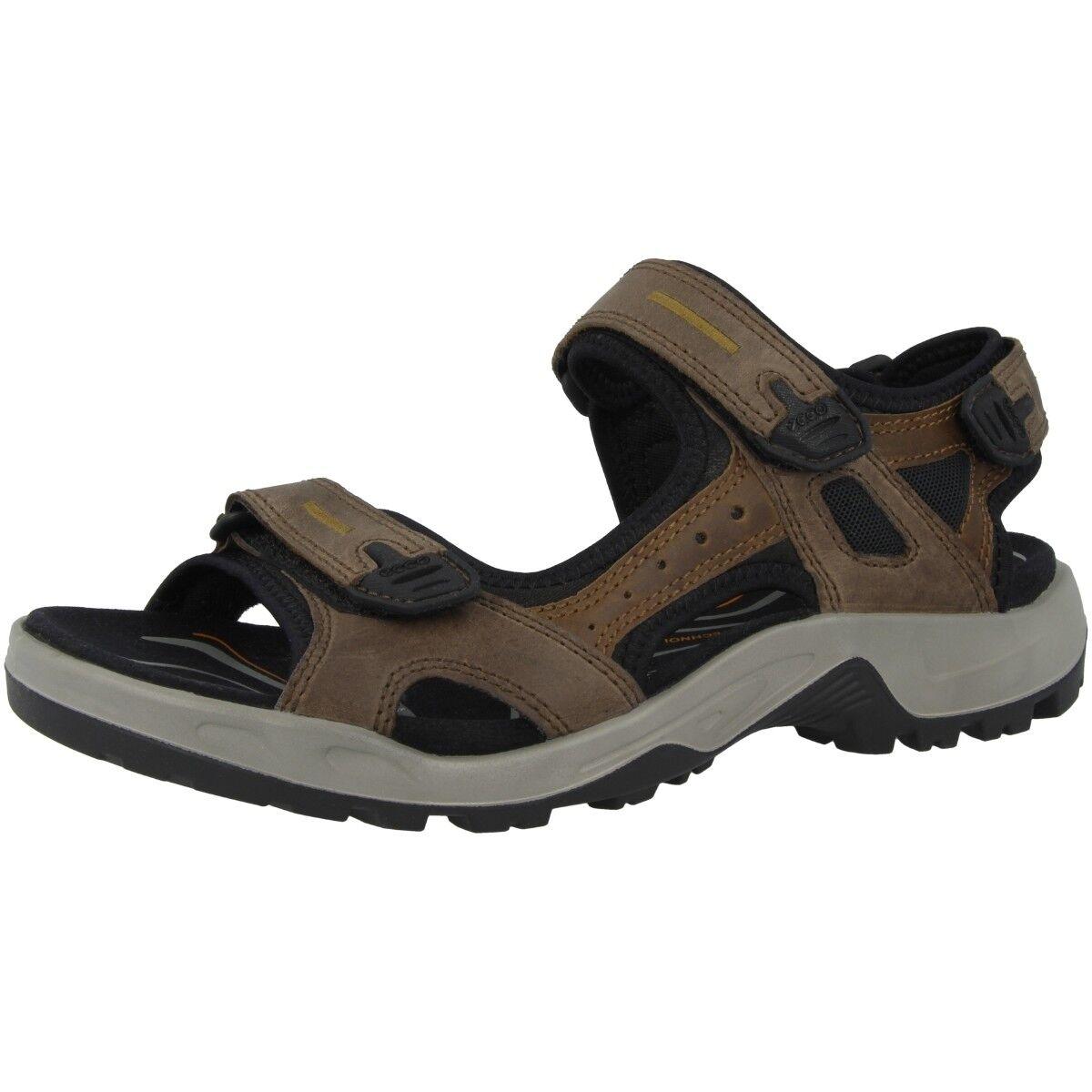 Ecco todoterreno Yucatan Men caballero zapatillas sandalia espresso 069564-56401 trekking