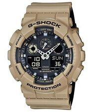 Casio G-Shock X-Large 3-Eye Military Ana-Digital Men's Watch GA100L-8A