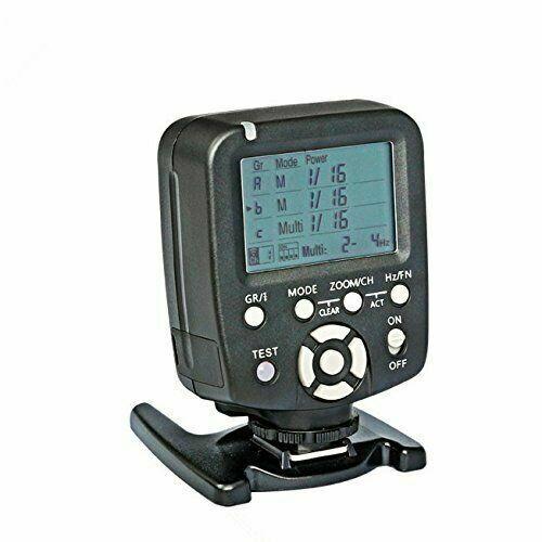 Manual de flash Yongnuo Digital YN560-TX Contoller