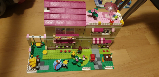 Lego Friends, 3315, Lego Friends Olivias House sælges for…
