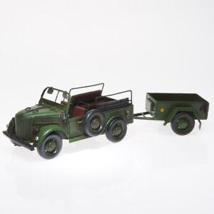 3d Militär Jeep Blechmodell Anhänger Oldtimer Modell Auto Military Geländewagen Um Sowohl Die QualitäT Der ZäHigkeit Als Auch Der HäRte Zu Haben