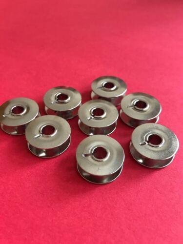260 360 362 262 8 Metallspulen für Pfaff Nähmaschinen 230