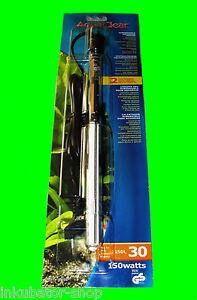 150-W-Regelheizer-Aquarienheizer-Heizer-Stabheizer-Heizkabel-Heizmatte-Exo-Terra