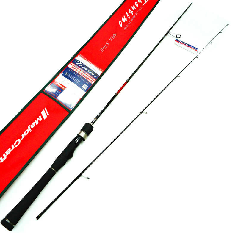 Major  Craft Troutino 2 piece rod  TTA-S5102UL  large selection