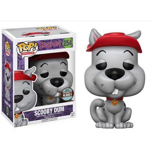 Funko Pop  Specialty Series  Scooby Doo Doo Doo - Scooby Dum Vinyl Figure - Limited Edit c3d4b5