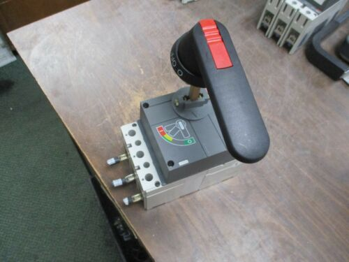 ABB Sace S3 Breaker Disconnect S3N 125A 600V 3P Used