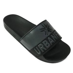 4ee56e258 Mens Outdoor Beach Pool Sandals Indoor Home Slides Summer Comfort ...