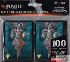 Theros Ashiok Alternate 100 ULTRA PRO MTG deck protectors card sleeves FOR MTG