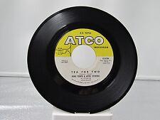 "45 RECORD 7""- NINO TEMPO & APRIL STEVENS - TEA FOR TWO"