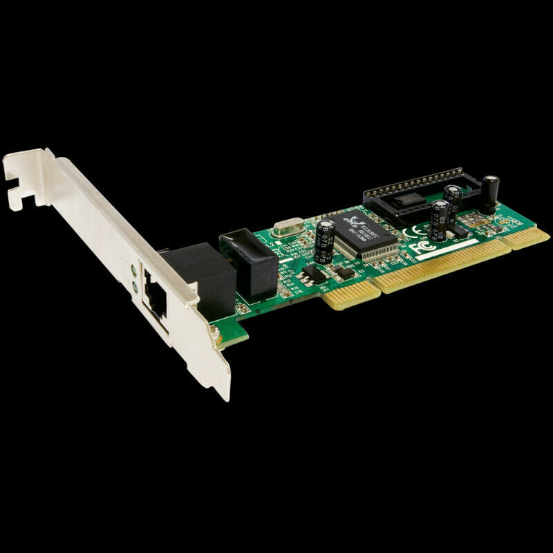 Microworld 10/100Mbps PCI Network Card