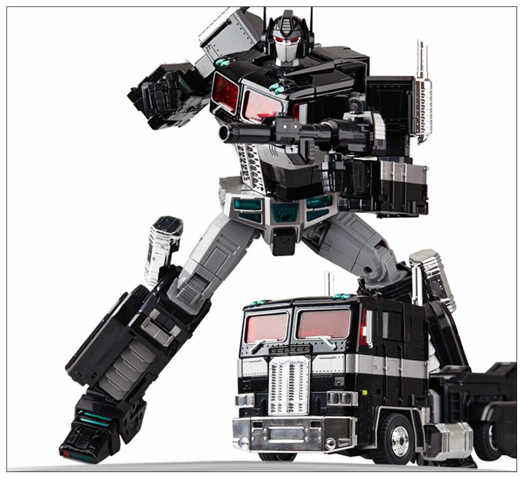 WJ MPP10-B comandante optimuprime Nemesis Prime de gran tamaño Negro convoy