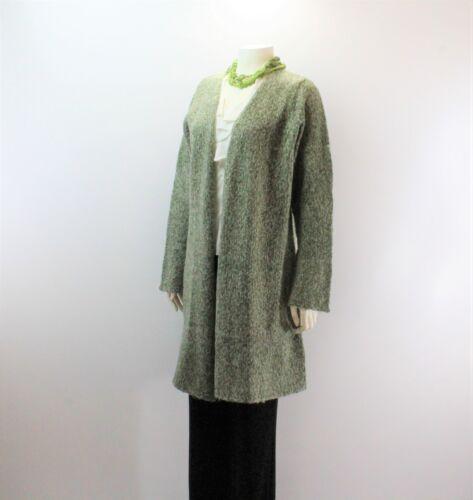 By Jaye pour Hersh le sur ouvert Cardigan Shopintuition devant long vert femmes d6qaw5Oz
