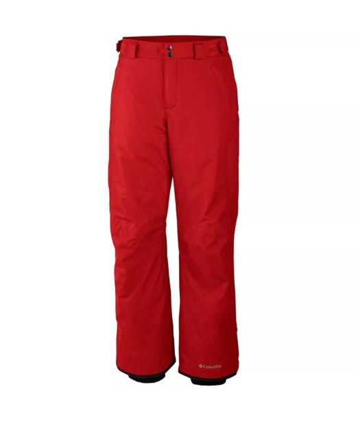 b2cf499a6 Columbia Arctic Trip PANT Pants Ski Snowboard RED Mens XL XM8185 WINTER SNOW