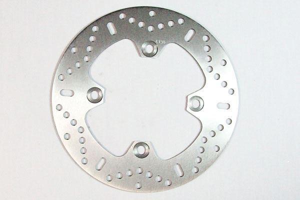 Pour Kawasaki ZX-6R ( Zx 636 A1P) 636cc 02 EBC Disque de Frein Arrière Gauche