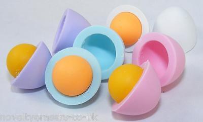 Novelty Food Eraser/Rubber- Dream Boiled Egg Eraser- Great Party Bag Filler!