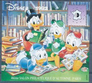 TIMBRE-DE-FRANCE-Bloc-CNEP-N-16-Salon-philatelique-d-039-Automne-de-Paris-1992