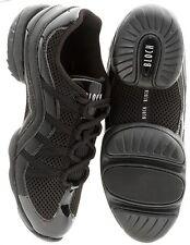 Black Bloch Wave split sole dance sneakers  - Size  UK 2