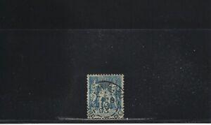 Perforé France N° 101 - Ec 20