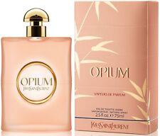 YSL OPIUM VAPEURS DE PARFUM 2.5 oz 75 ml Women Perfume EDT 2016 Legere Spray NIB