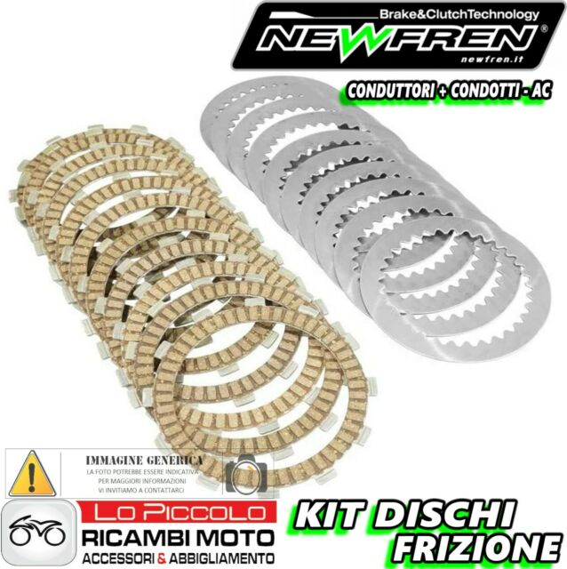 F1836AC Set Disques Embrayage NEWFREN Complet Yamaha YZF R6 600 1999 - 2005