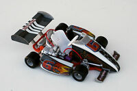 Go-kart Tony-kart, Tech Kart By X-concepts, Die-cast 1:12 Scale 6 L, Gray-6